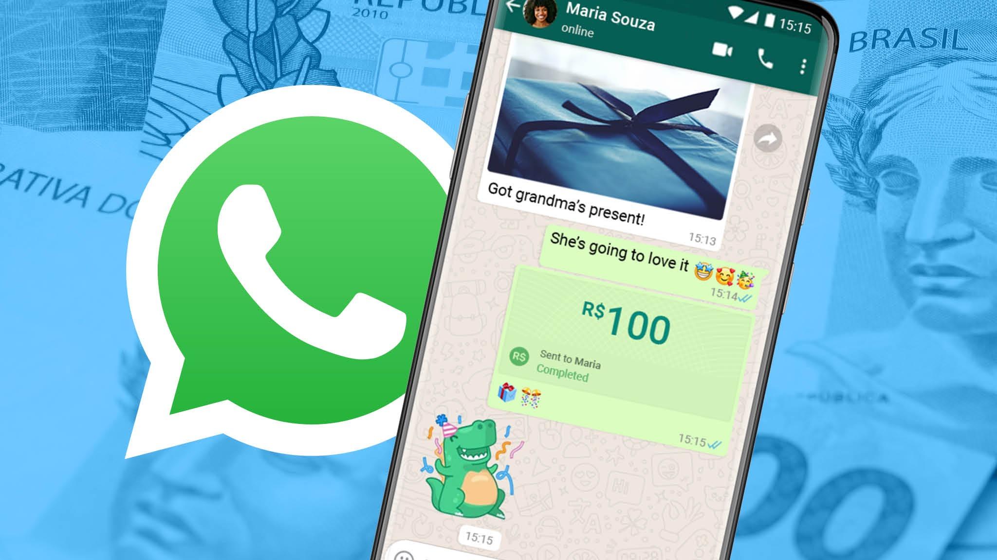 Presidente do Banco Central disse que o WhatsApp Pay será liberado no Brasil
